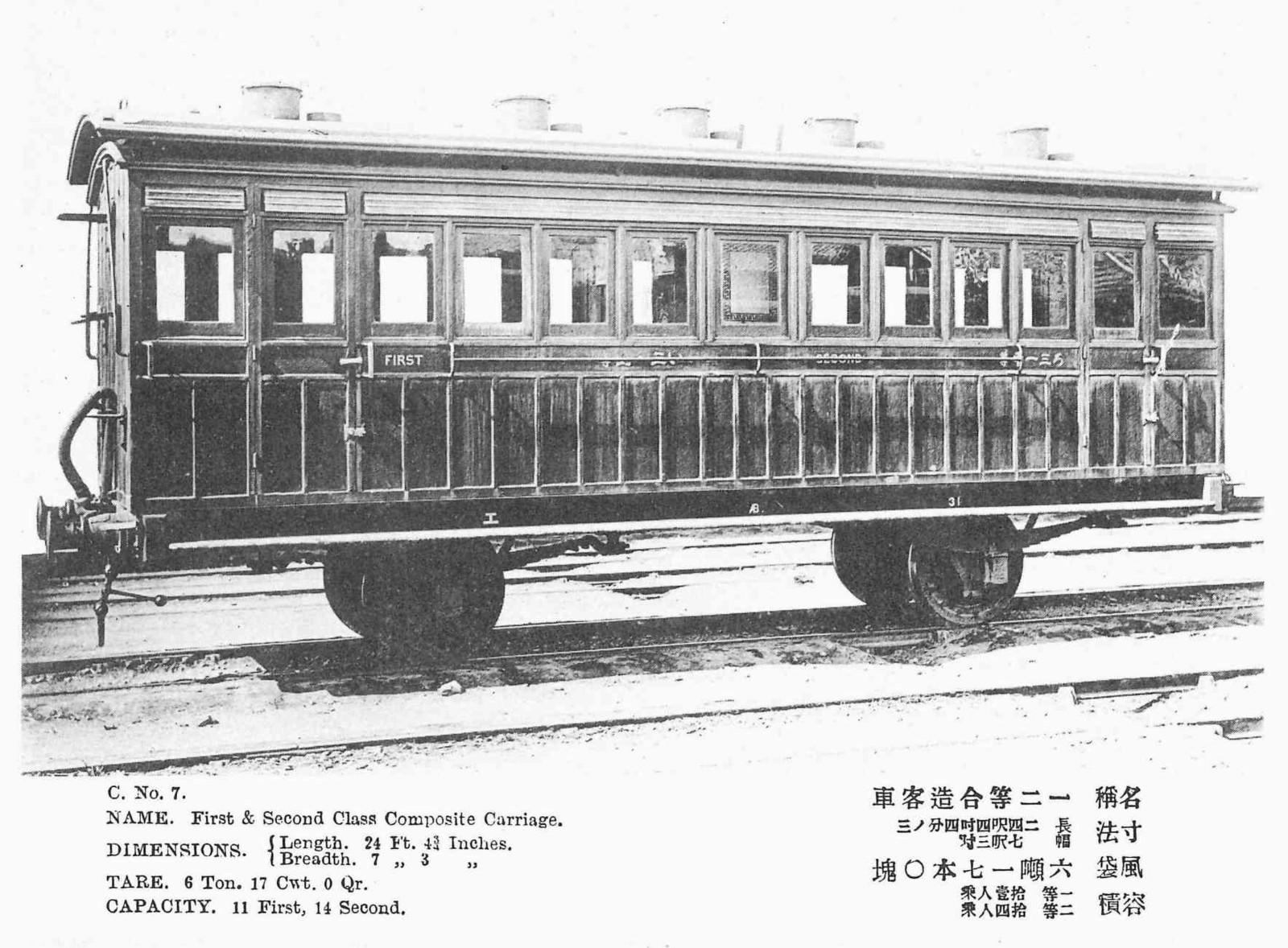 一冊の本 5680の詳細図 6 二軸客車: 汽車好きクラーケン